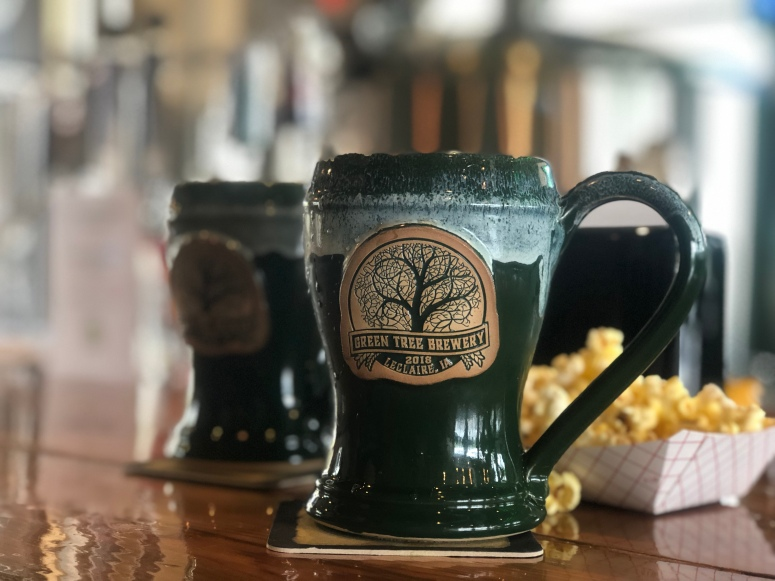 The View of the GreenTree Brewery – Green Tree Brewery